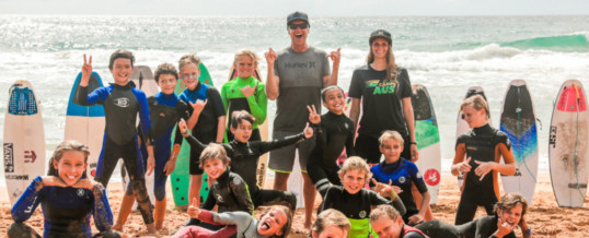 BL's Summer Surf Camps Are BACK!